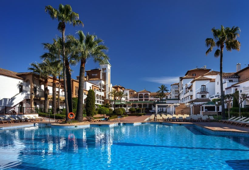 Hotel barcel isla canela en isla canela destinia - Hoteles barcelo en madrid ...