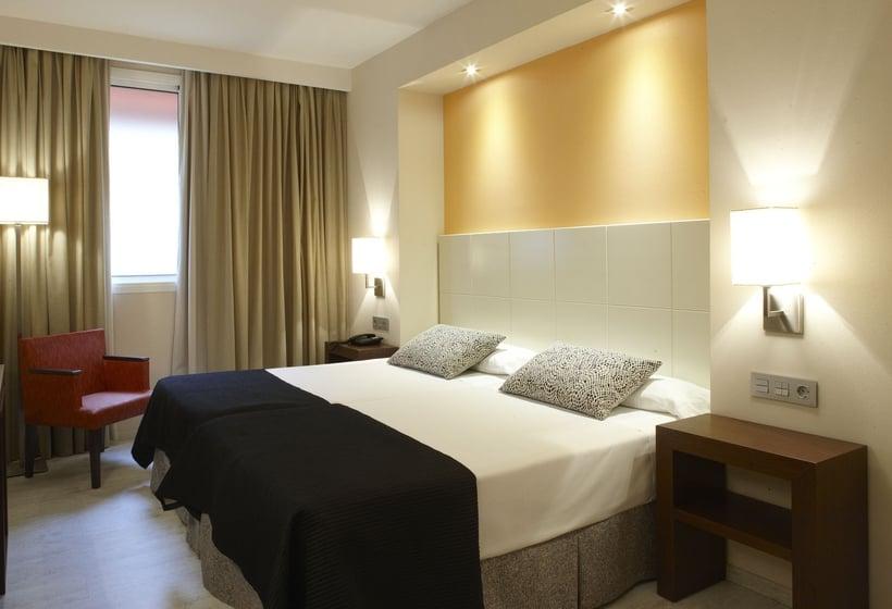 Hotel barcel carmen granada en granada destinia - Hoteles de lujo granada ...