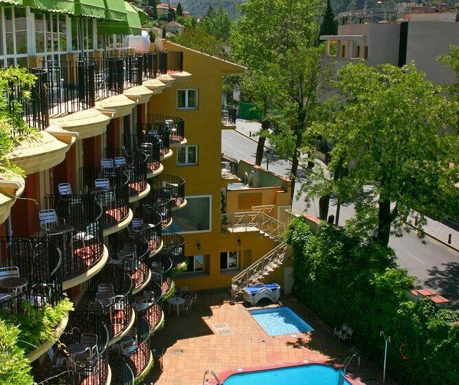 Exterior Hotel Los Angeles Granada
