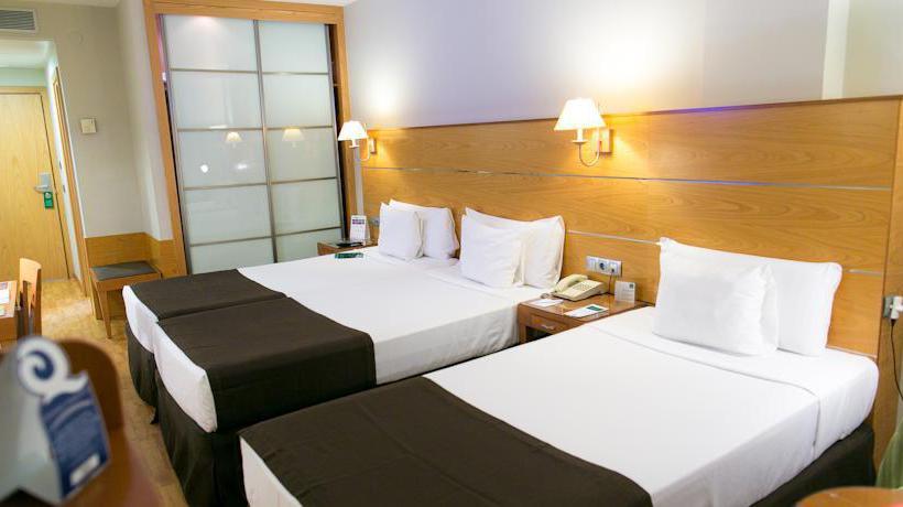 Habitación Cantur City Hotel Las Palmas de Gran Canaria