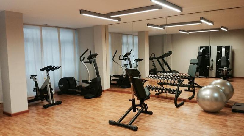 Instalaciones deportivas Cantur City Hotel Las Palmas de Gran Canaria