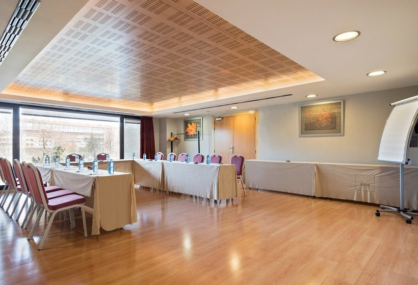 Restaurante Hotel Abba Reino de Navarra Pamplona
