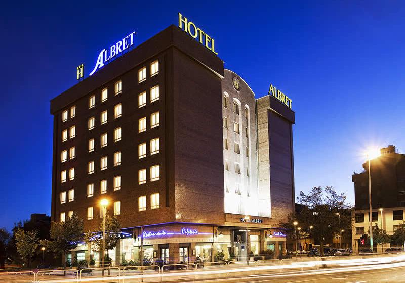 Hotel Albret en Pamplona desde 29 € | Destinia