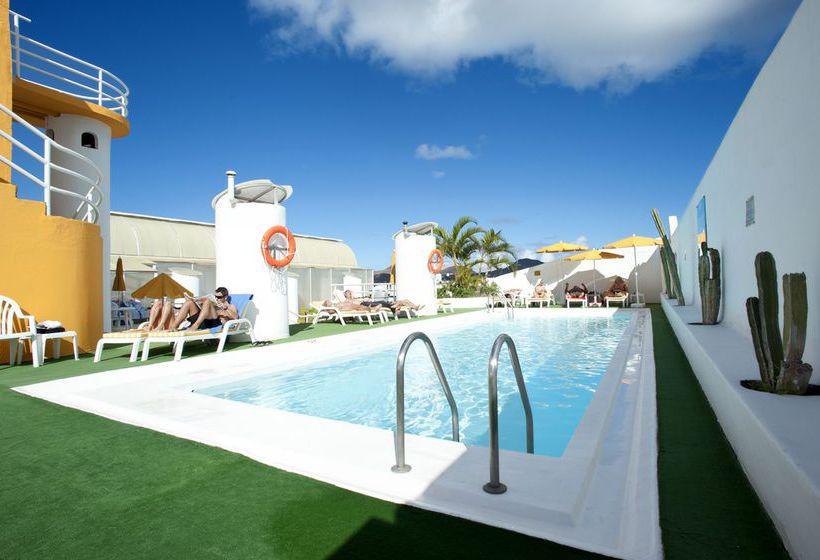Piscina Hotel Bull Astoria Las Palmas de Gran Canaria