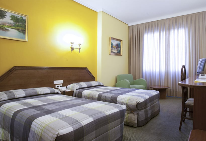 Habitación Hotel Gran Atlanta Madrid