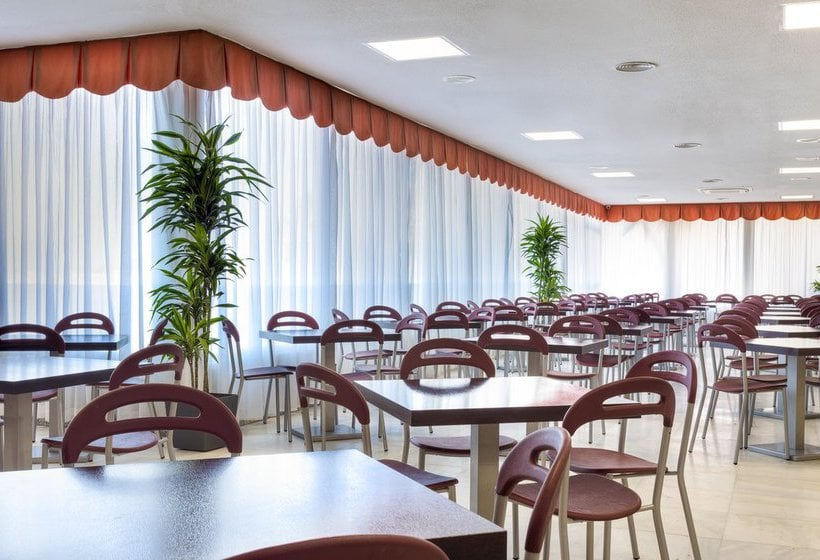 Restaurante Hotel Izán Cavanna La Manga del Mar Menor