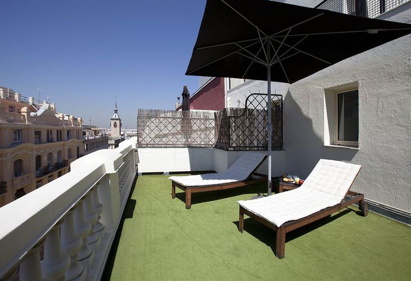 Hotel moderno en madrid desde 37 destinia - Hoteles modernos espana ...