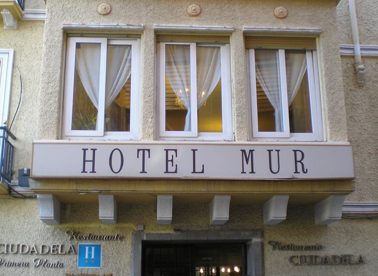 Hotel Mur Jaca
