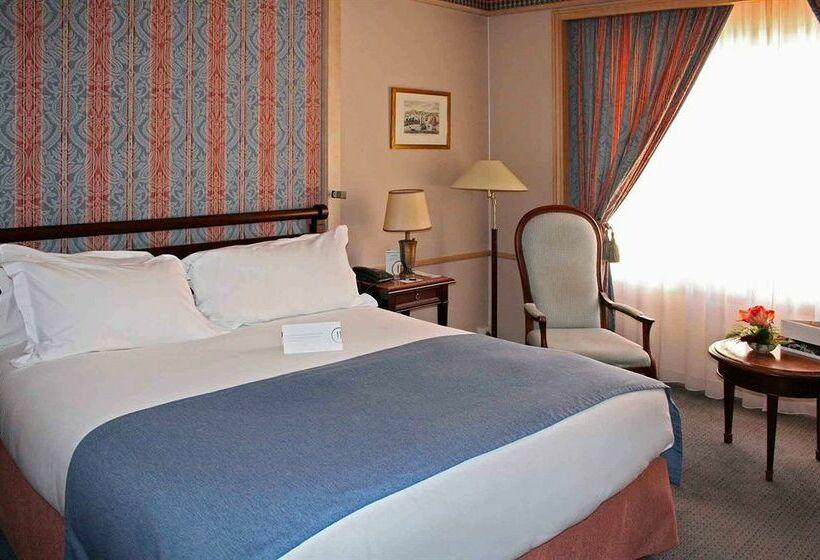 Habitación Hotel Pullman Madrid Airport & Feria