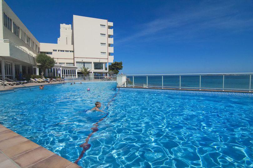 Piscina Hotel Servigroup Galúa La Manga del Mar Menor