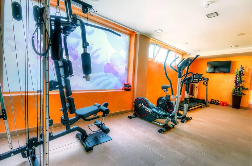 Instalaciones deportivas Hotel Servigroup Galúa La Manga del Mar Menor