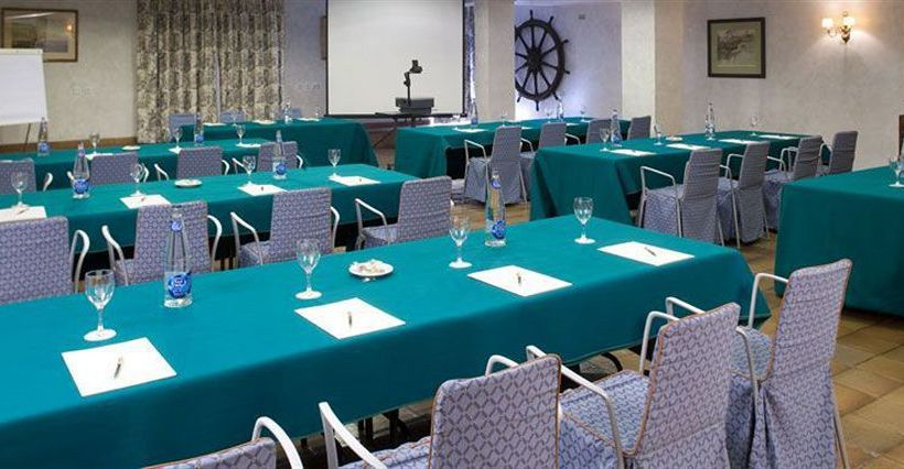 Salas de reuniones Parador de Ribadeo