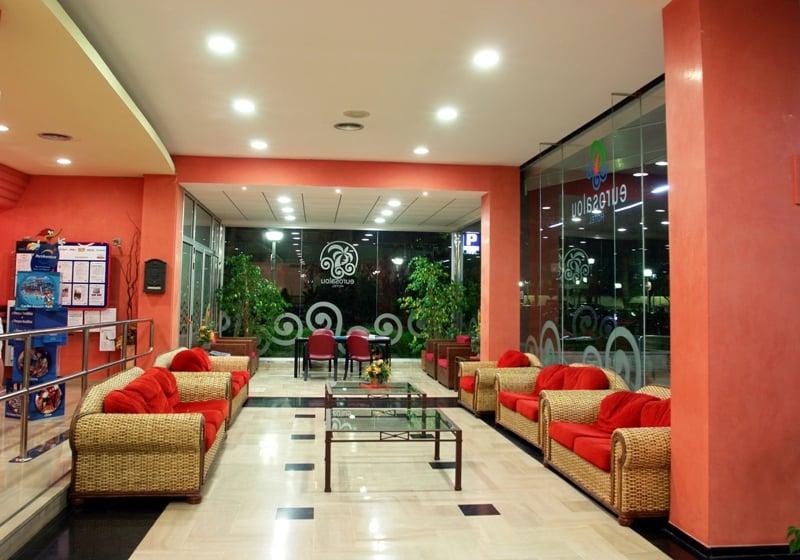 Hotel Eurosalou Y Spa