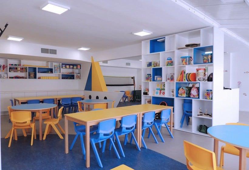 Instalaciones infantiles Hotel Augustus Cambrils
