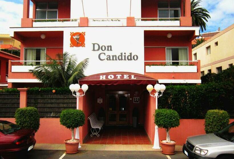 Hotel Don Candido En Puerto De La Cruz Destinia