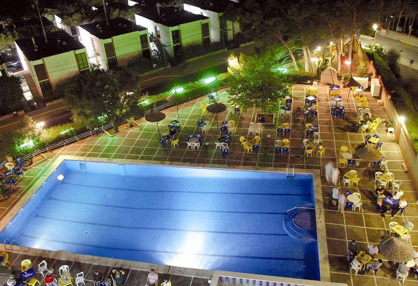Piscina Hotel H Top Molinos Park Salou