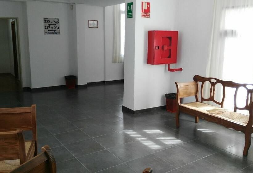 Zonas comunes Hotel Kristal Torremolinos