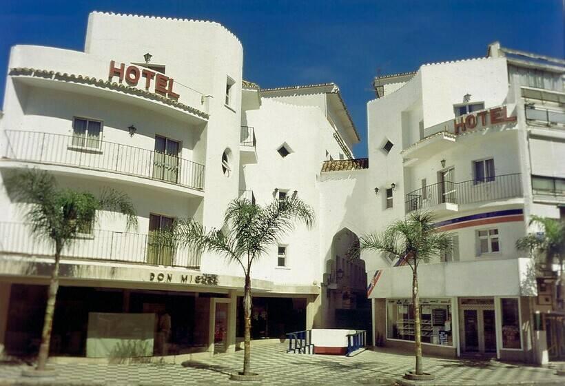 Exterior Hotel Kristal Torremolinos