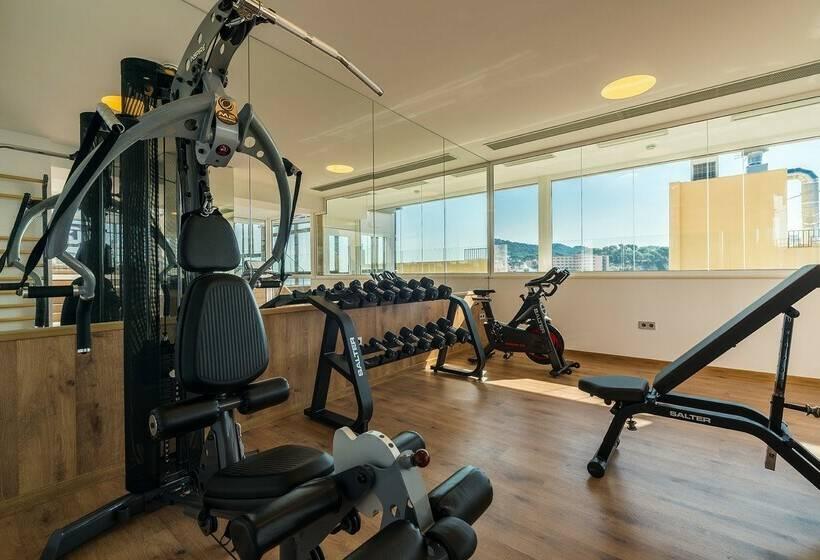 Instalaciones deportivas Hotel Marsol Lloret de Mar