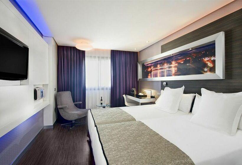 Hotel Meliá Lebreros Sevilla