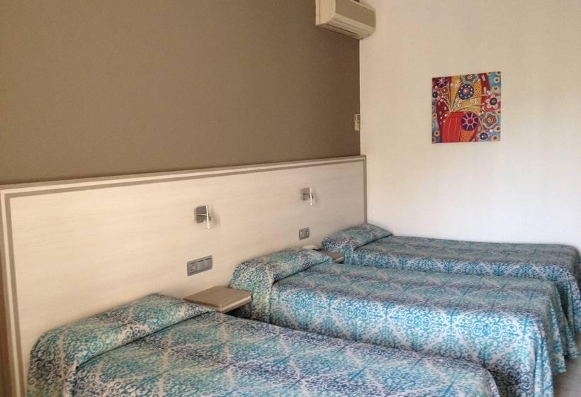 Habitación Hotel Planas Salou