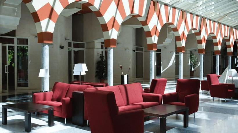 Zonas comunes Hotel Silken Al-Andalus Palace Sevilla