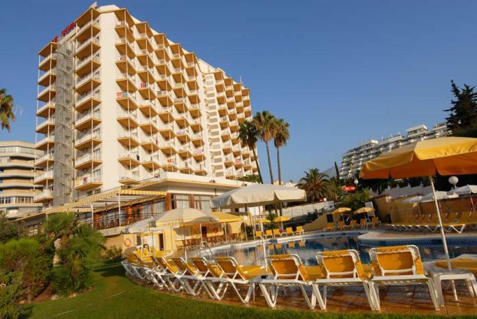 Hotel Monarque Torreblanca En Fuengirola