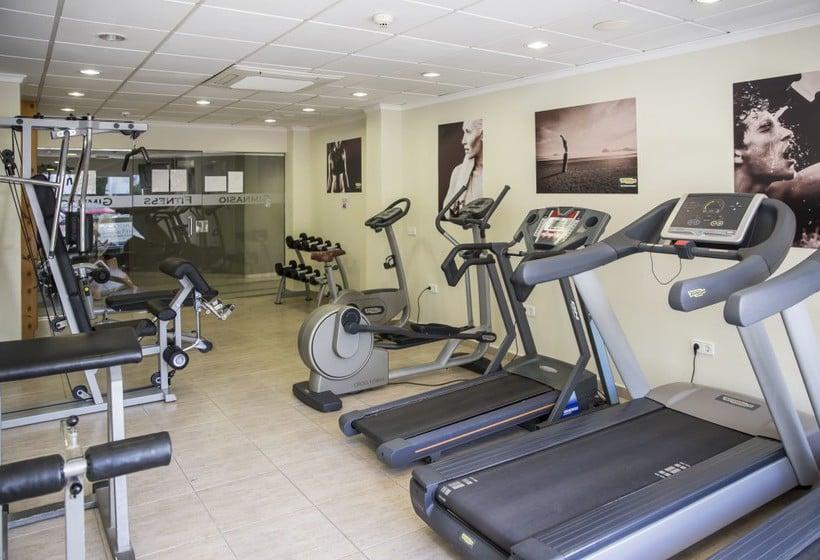 Instalaciones deportivas Gran Hotel Las Fuentes Alcocéber