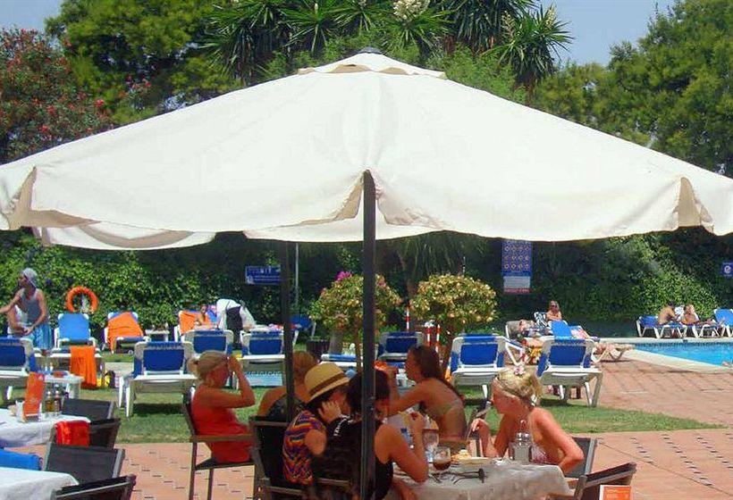 Cafetería Aparthotel PYR Marbella