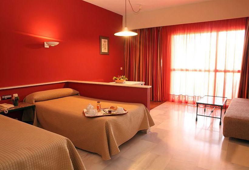 Habitación Aparthotel PYR Marbella