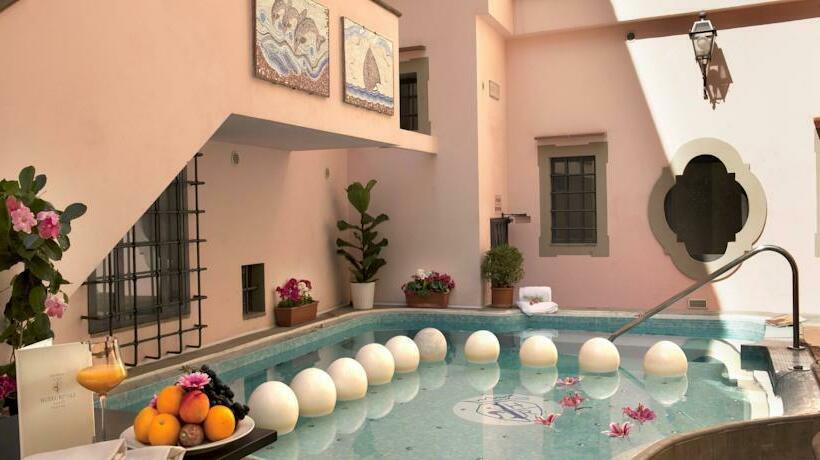Piscina Hotel Rivoli Florencia