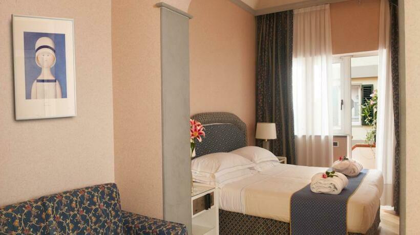 Habitación Hotel Rivoli Florencia