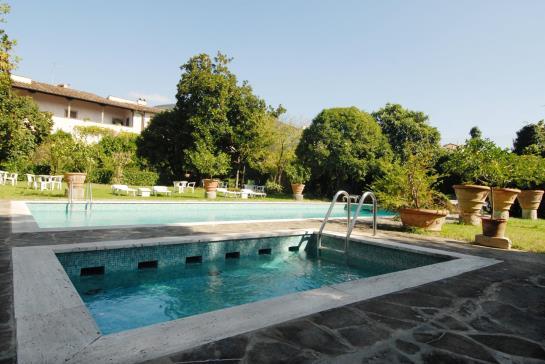 Piscina Villa Villoresi