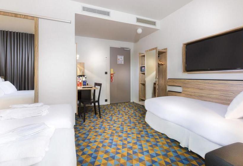 Hotel Libertel Gare Du Nord Suede En Par 237 S Destinia