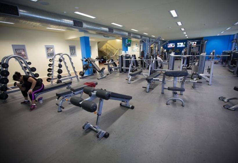 Lasseters Gym Alice Springs