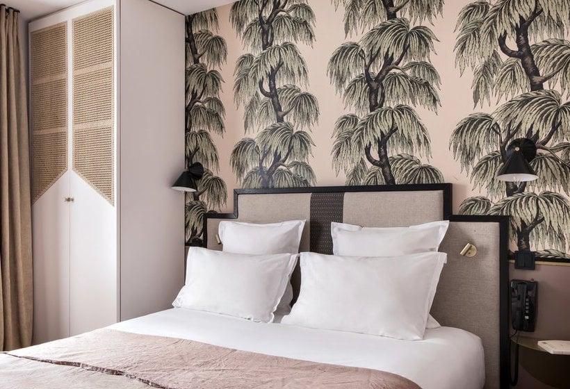 hotel doisy etoile en par s desde 58 destinia. Black Bedroom Furniture Sets. Home Design Ideas