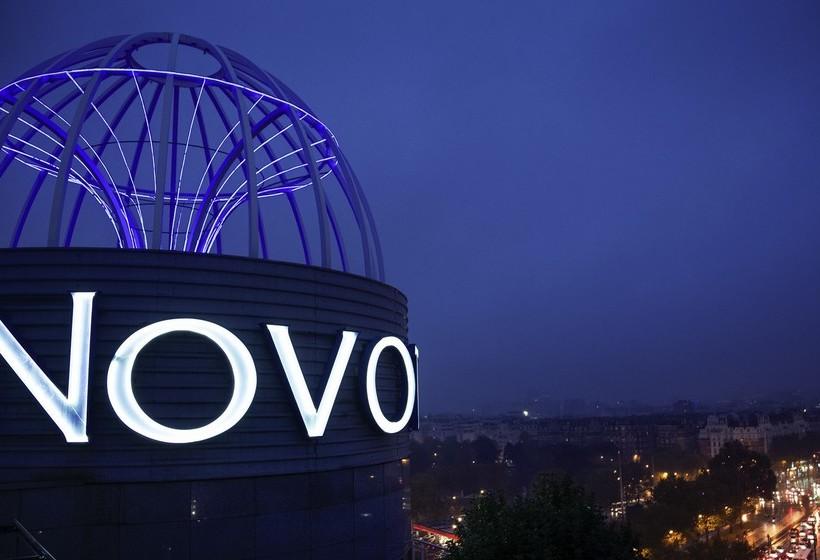 Novotel paris 14 porte d 39 orl ans en par s destinia - Parking paris porte d orleans ...