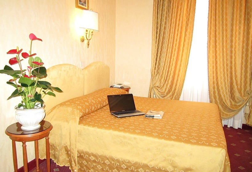 Hotel Leonardi Siviglia Roma