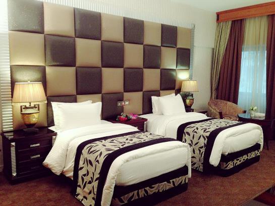 Hotel Ramada Continental Dubái