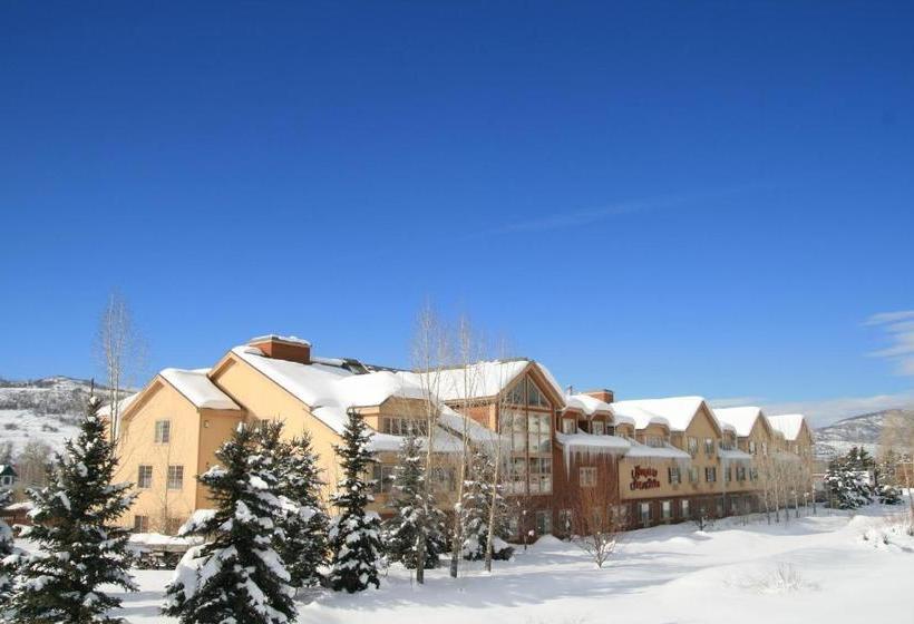 Hampton Inn & Suites Steamboat Springs - استیمبت اسپرینگز