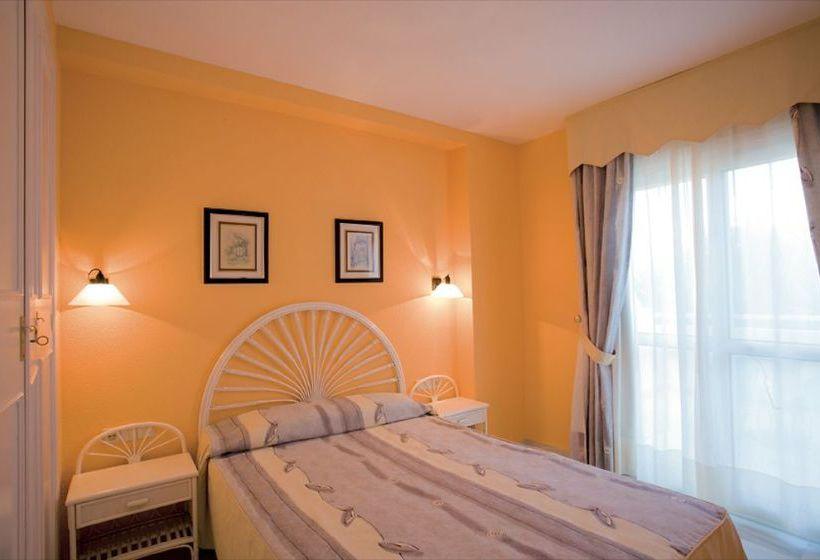 Habitación Apartamentos Fenix Beach Roquetas de Mar