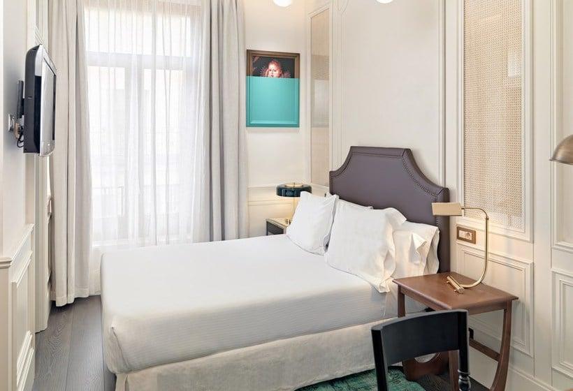 H10 Villa De La Reina Boutique Hotel En Madrid Destinia