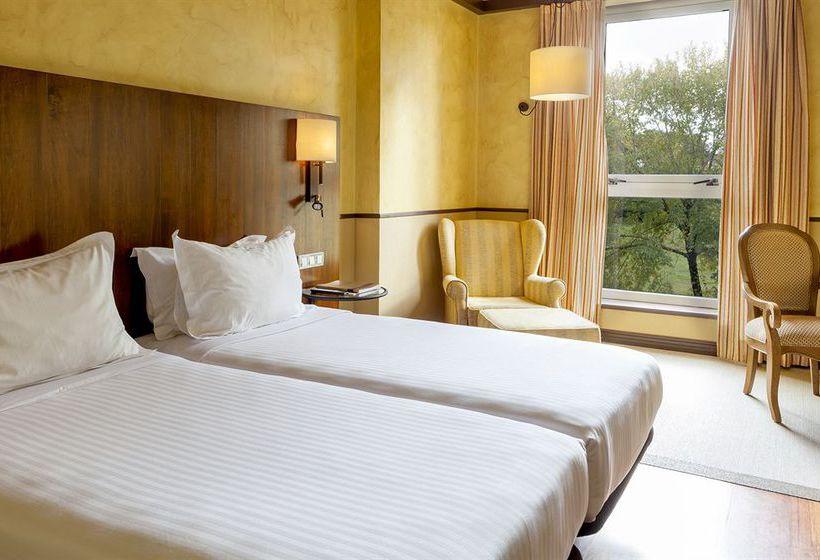 Habitación Hotel AC Palacio del Carmen Santiago de Compostela