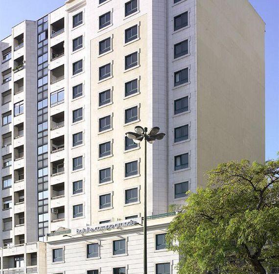 Hotel NH Campo Grande in Lisbon, starting at £30 | Destinia