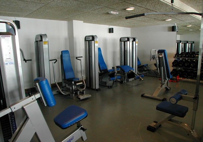 Instalaciones deportivas Hotel Saliecho Formigal