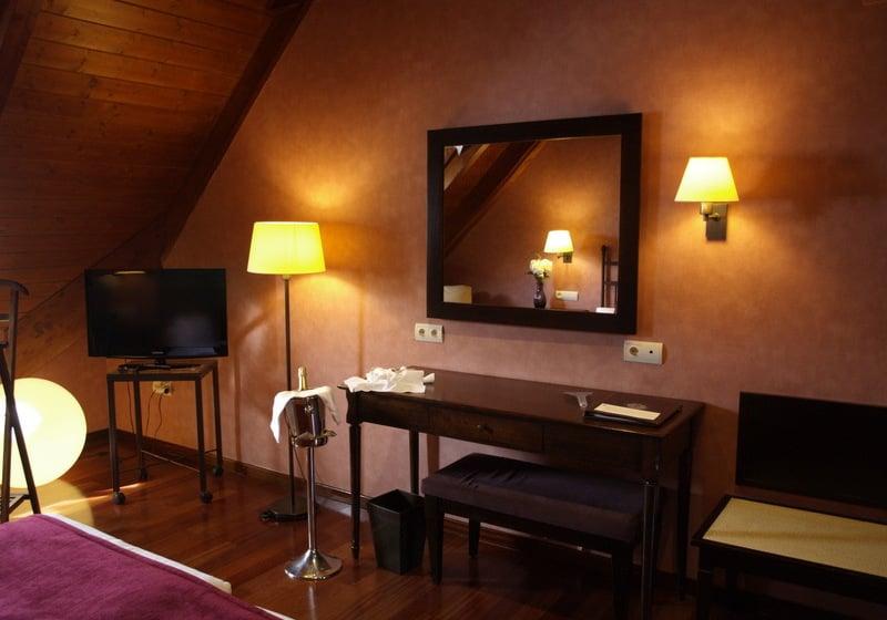 Habitación Hotel Saliecho Formigal