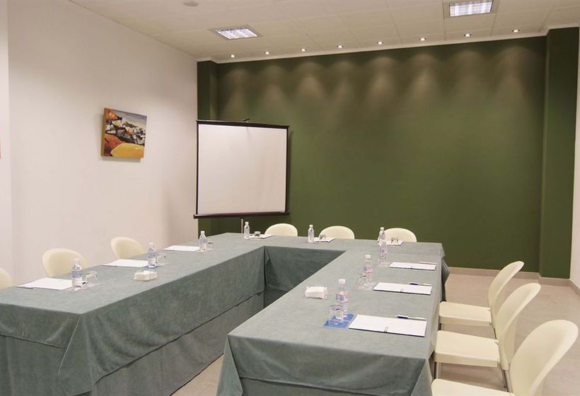 Salas de reuniones Hotel Tryp Valencia Feria