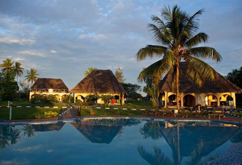 Tamarind Beach Hotel Zanzibar En Zanz 237 Bar Destinia
