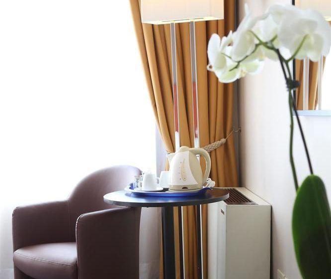 Hotel Blaise e Francis Milán