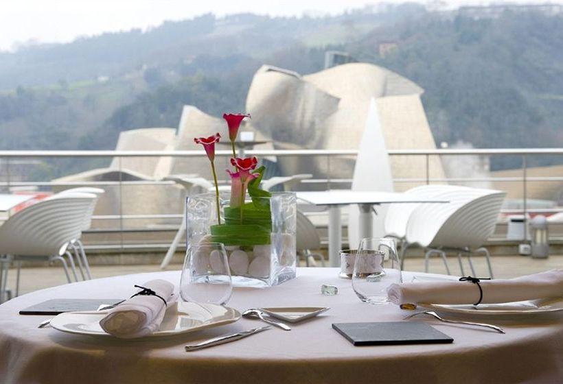 Gran hotel domine bilbao en bilbao destinia - Restaurante hotel domine bilbao ...